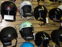 Helmets Rental