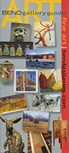 2014 Bend Gallery Association Gallery Guide