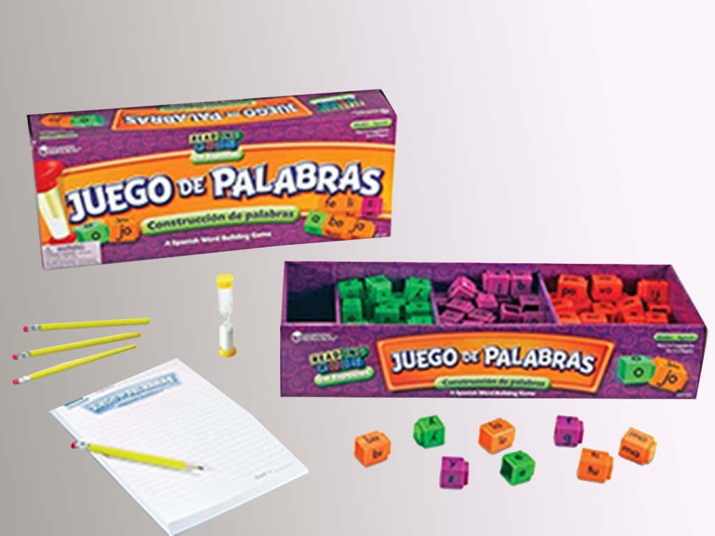 Spanish learning products online