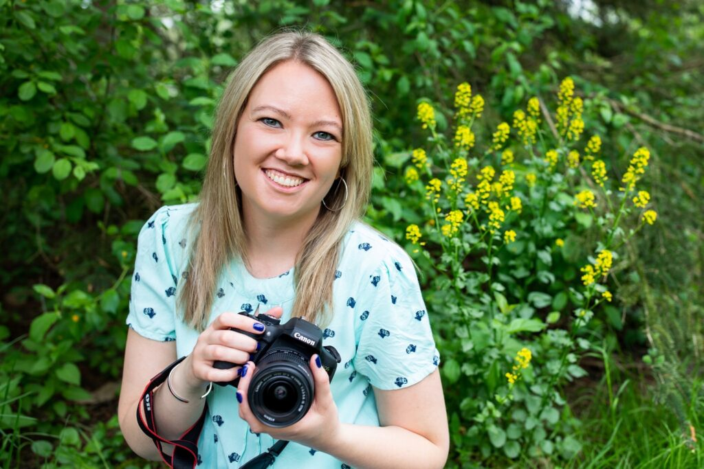 Meet Meghan - Roots Photography of Michigan