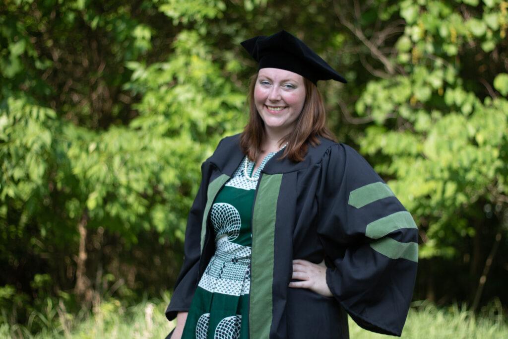 Graduation Photography; Doctorate
