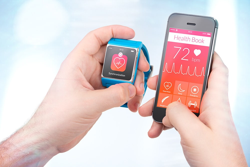 mobile apps that keep track of your health