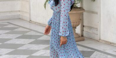 styling polka dots dresses