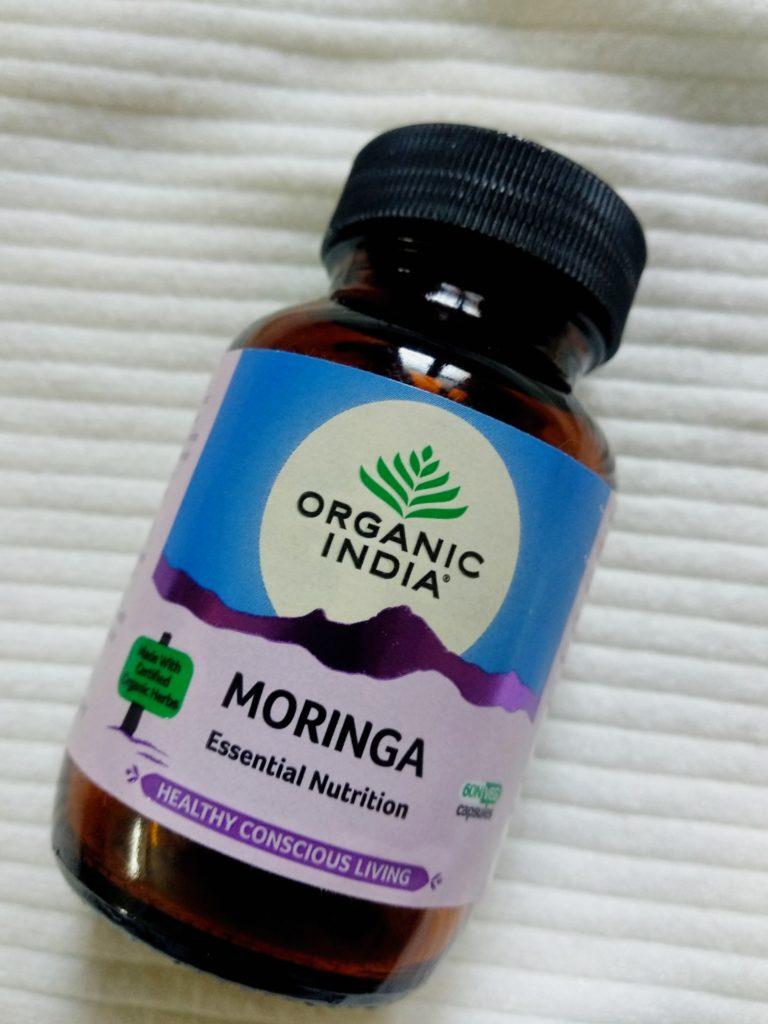 Organic India Moringa Essential Nutrition Review