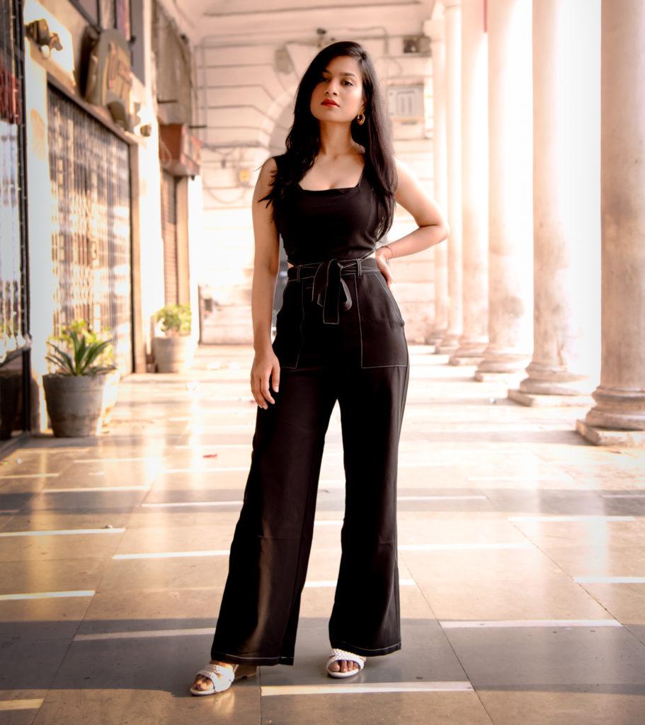 Neha-khandelwal-flared-pants-glamgirl