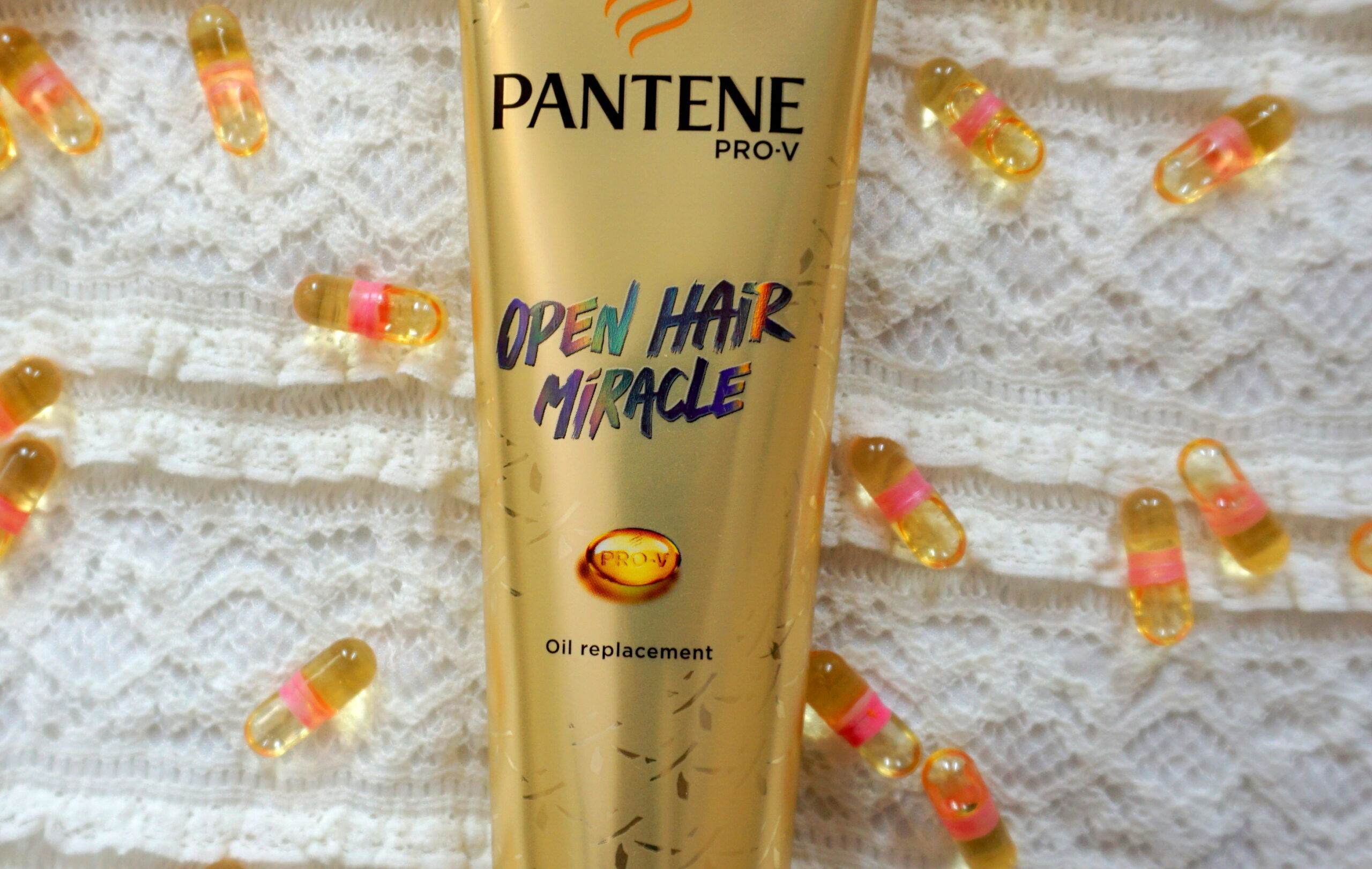 Pantene Open Hair Miracle Oil Replacement Review