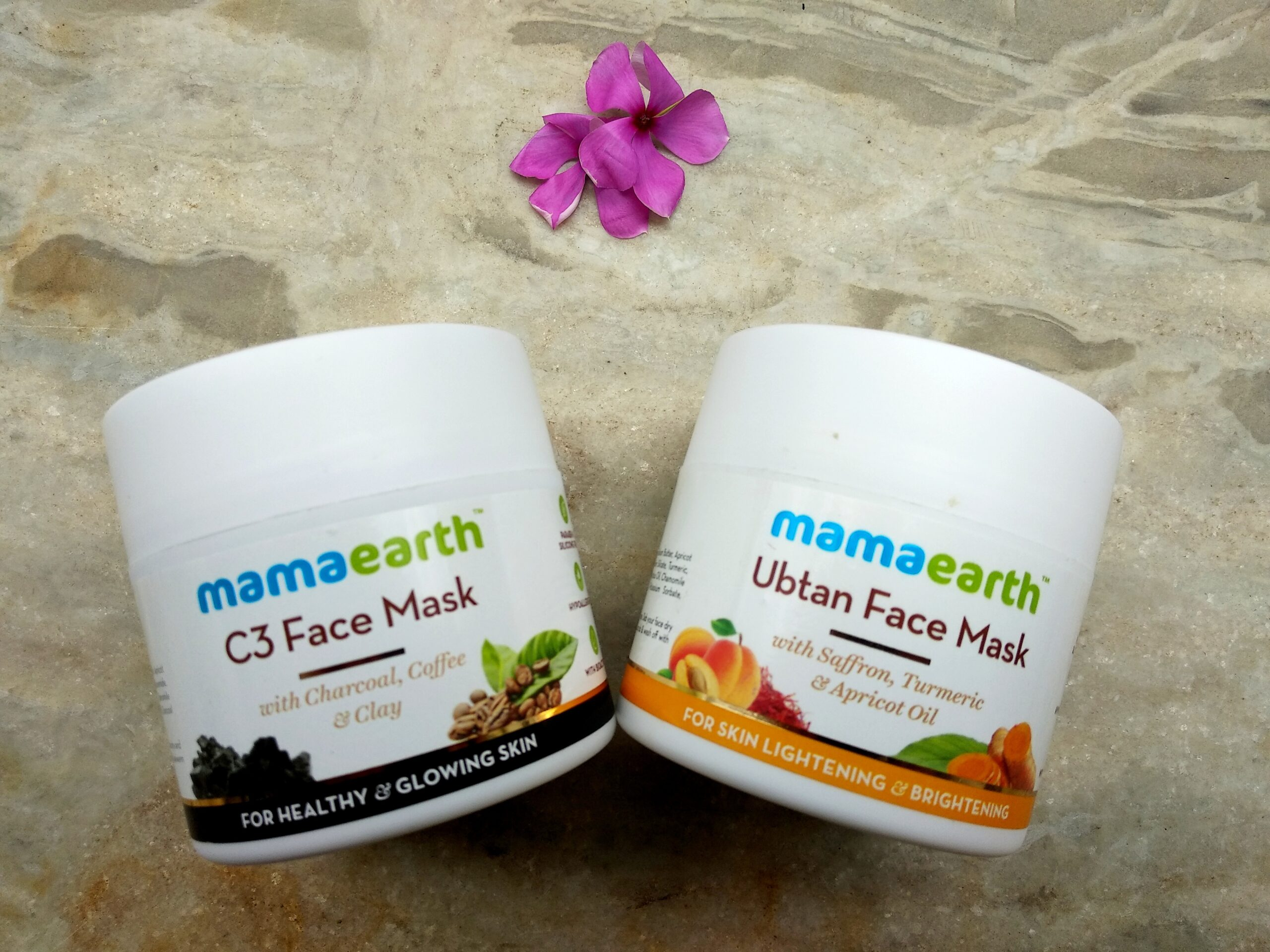 2 Mamaearth face mask review