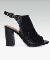 carlton london peep toes boots
