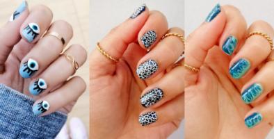 fall-nail designs