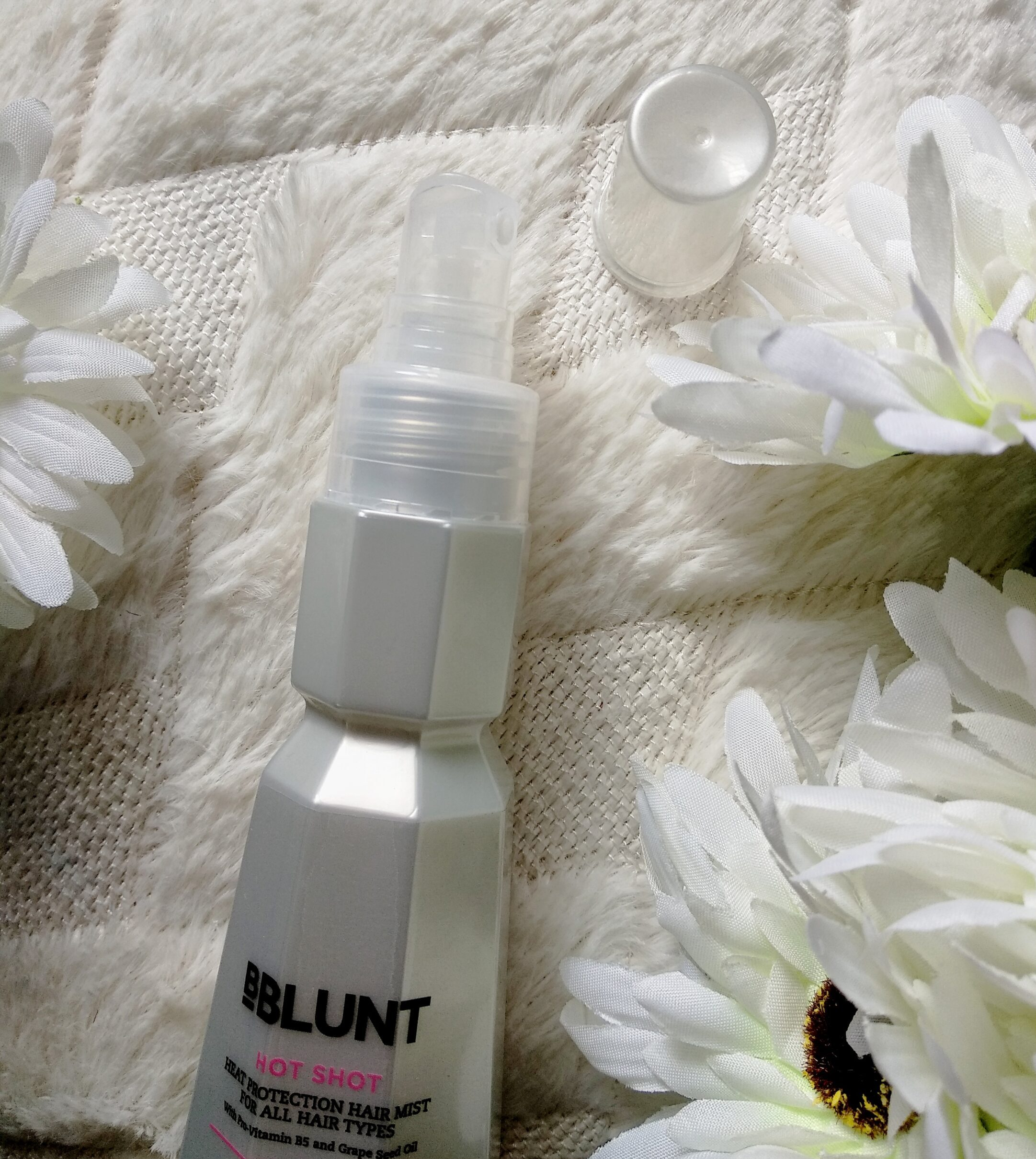 bblunt heat protection spray review