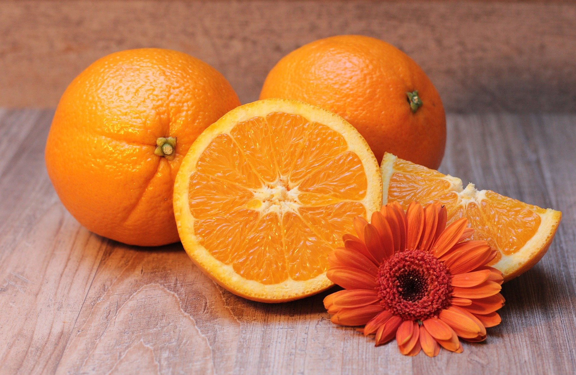 best foods for pcos - organges
