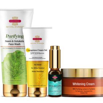 Anti Pigmentation Skincare kit