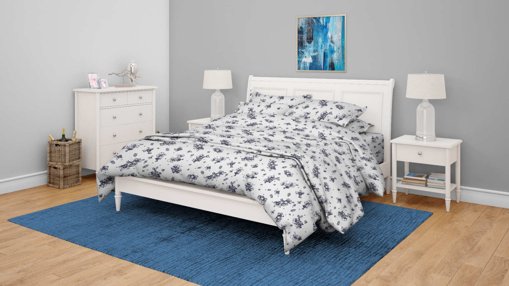 Swaas antimicrobial sustainable bedsheets
