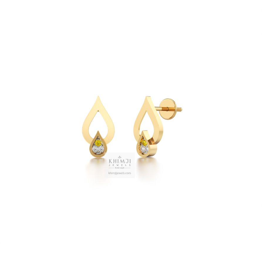 Apricus Earrings