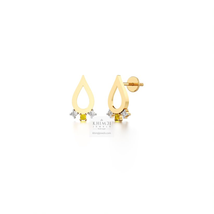 Ellipsis Earrings