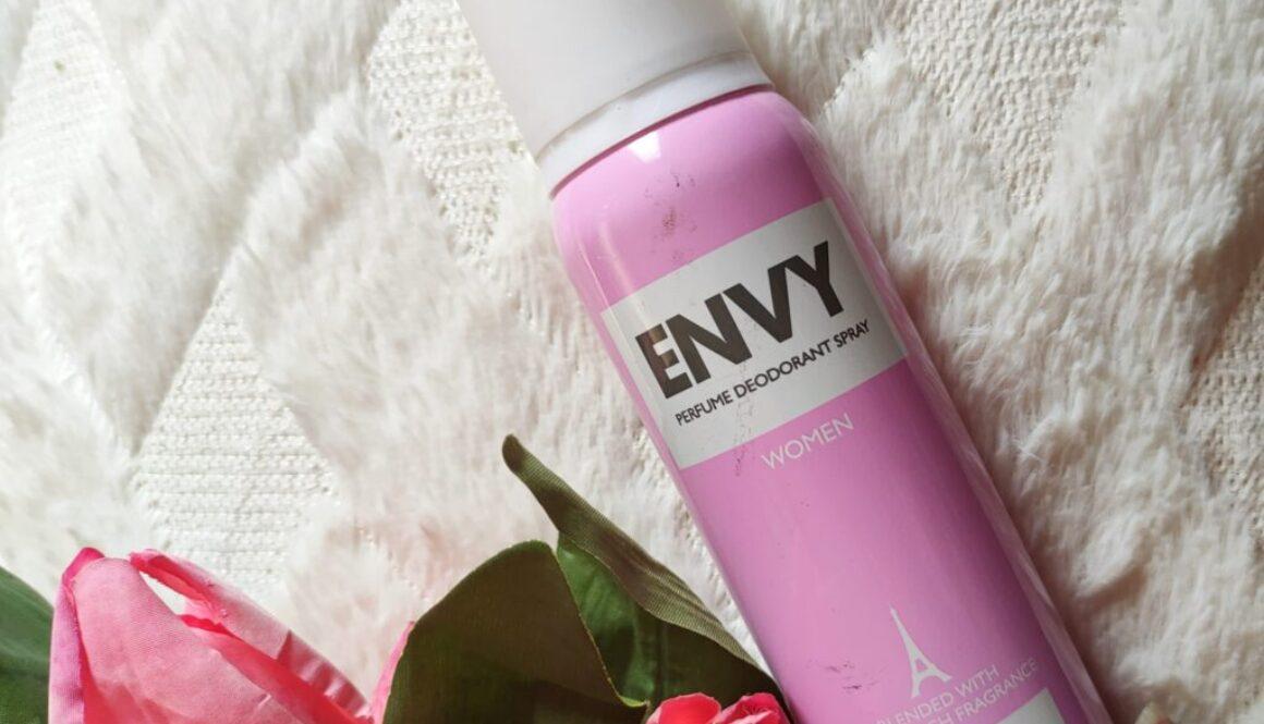 envy blush deodorant for women review