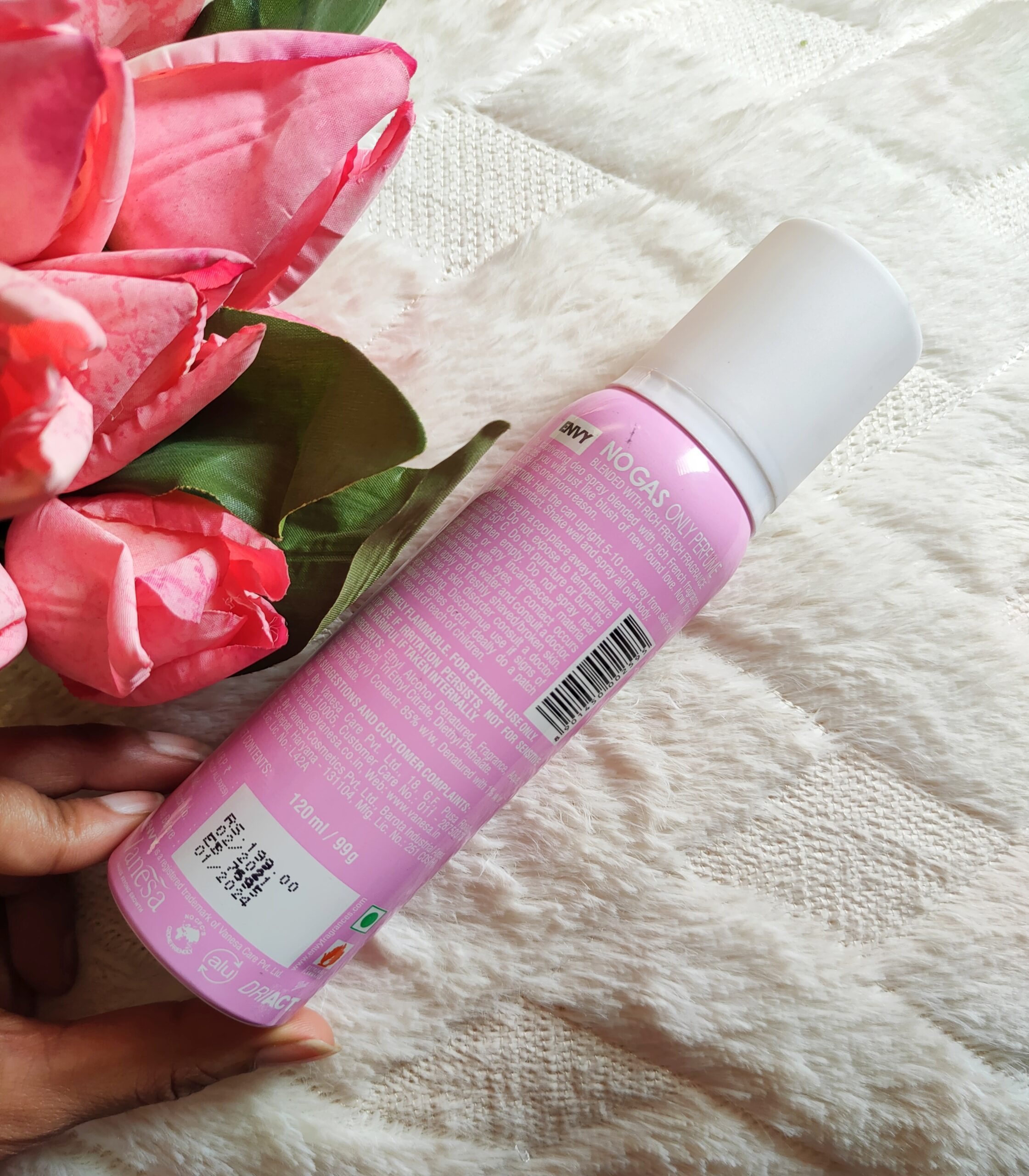 Envy Blush Deodorant for Women Review