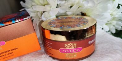 Inveda whitening and de pigmentation cream review
