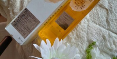 Namyaa body toning & sculpting wonder oil review