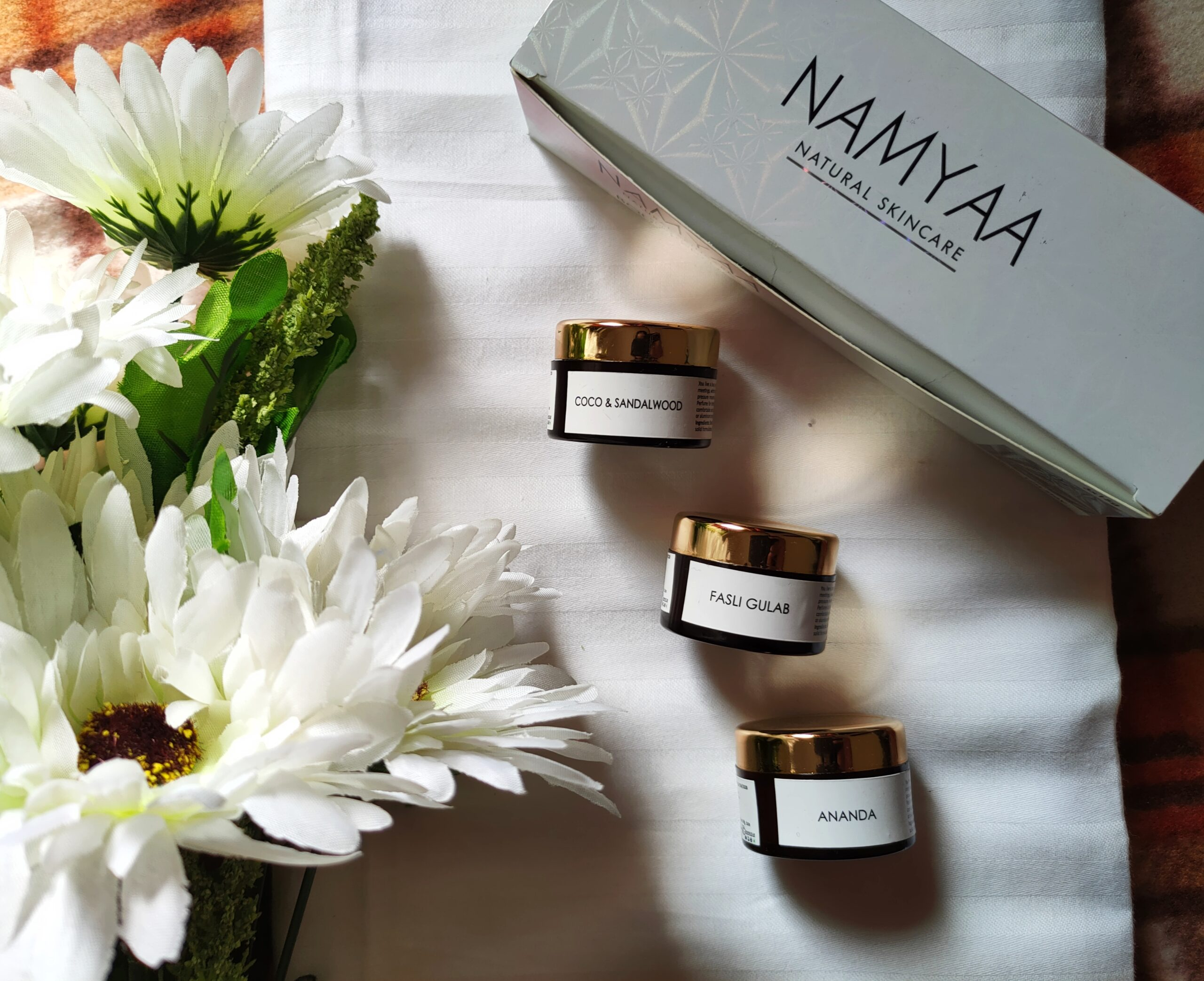 Namyaa body perfume for sensitive areas review