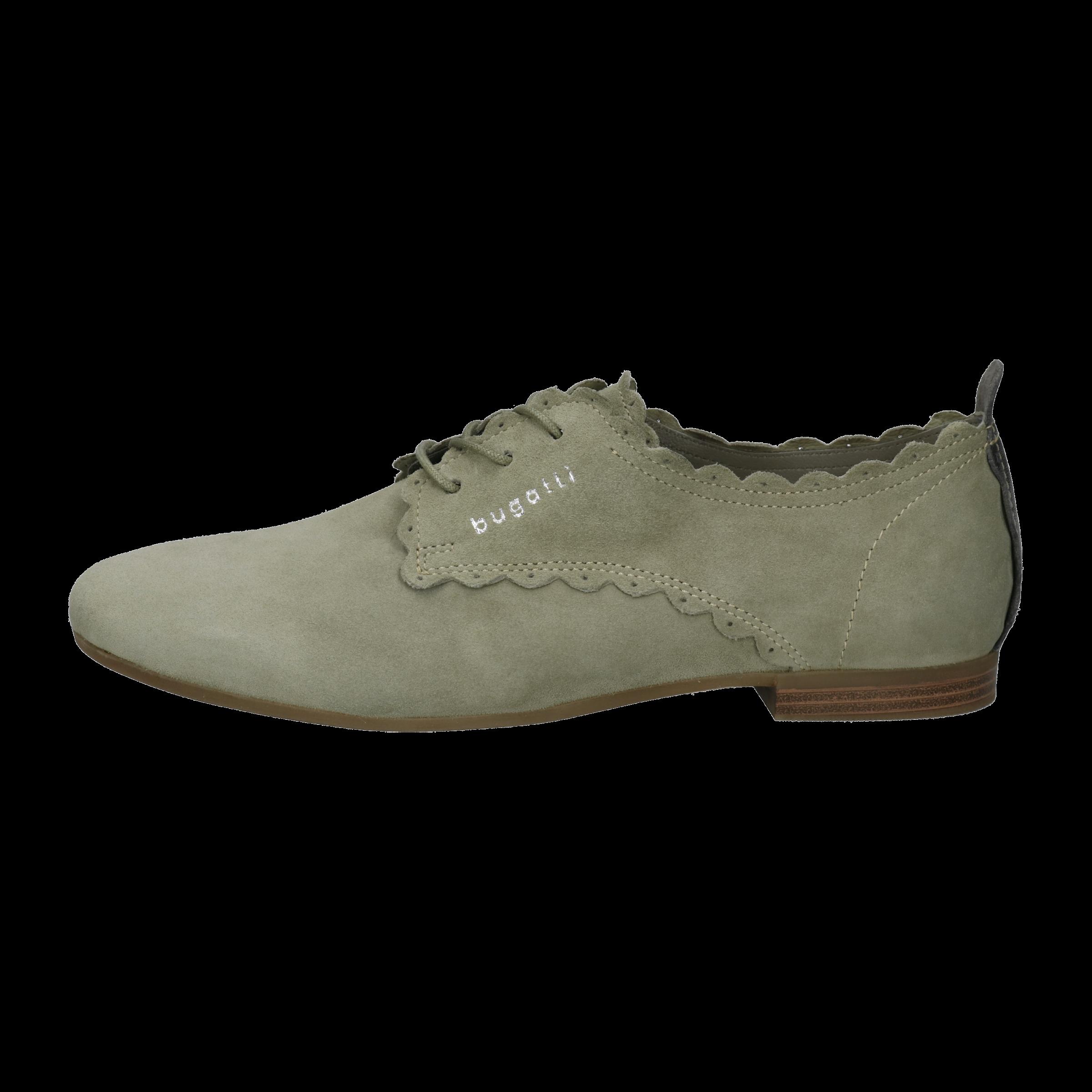 Light green Metallics loafers - bugatti muse SS21 - 411-91201-3449-7290_002