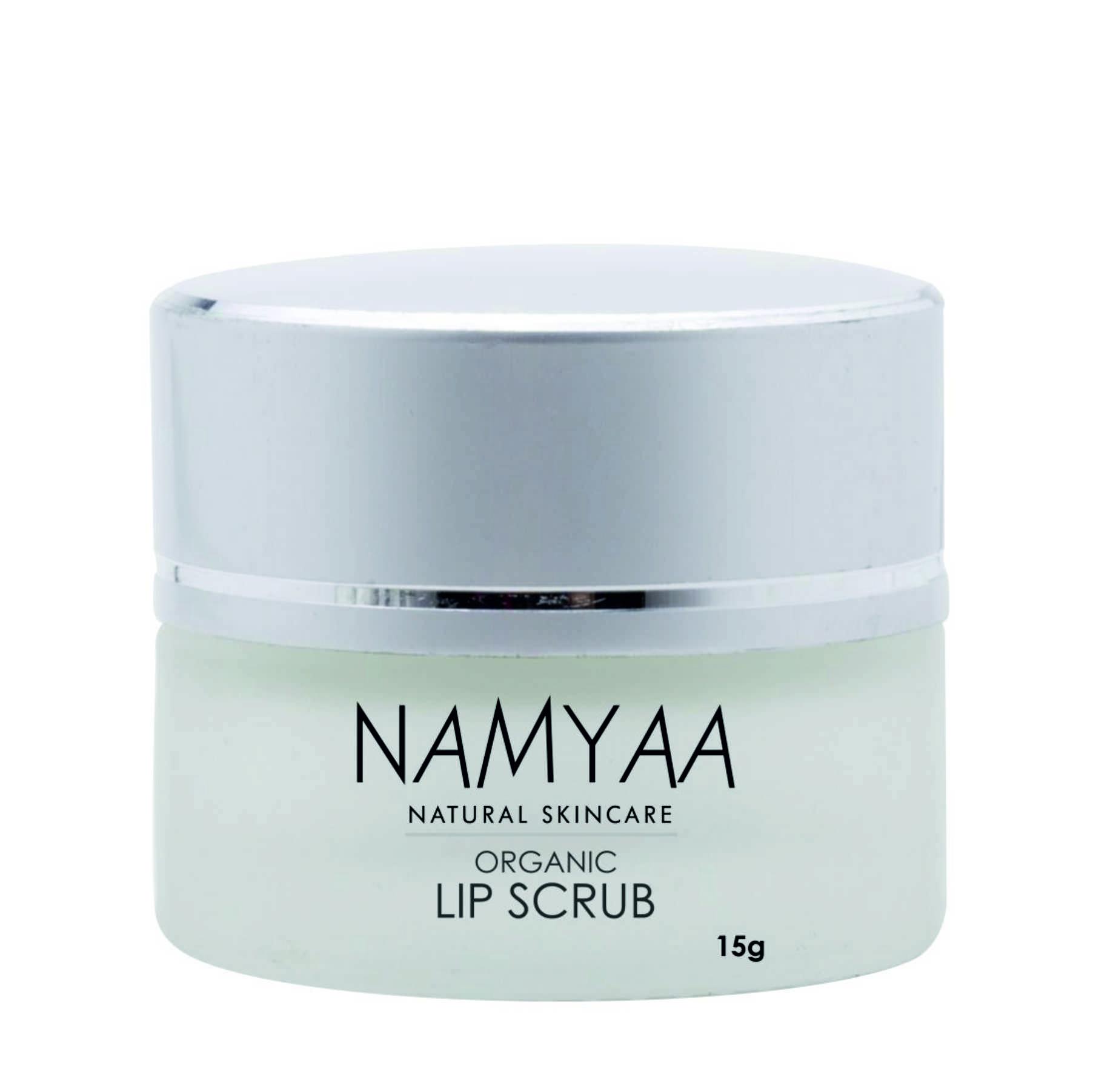 Namyaa Lip Scrub