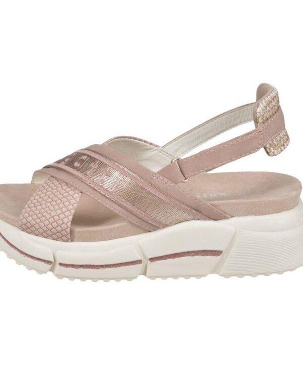 bugatti Muse - Beige or rose sneakers