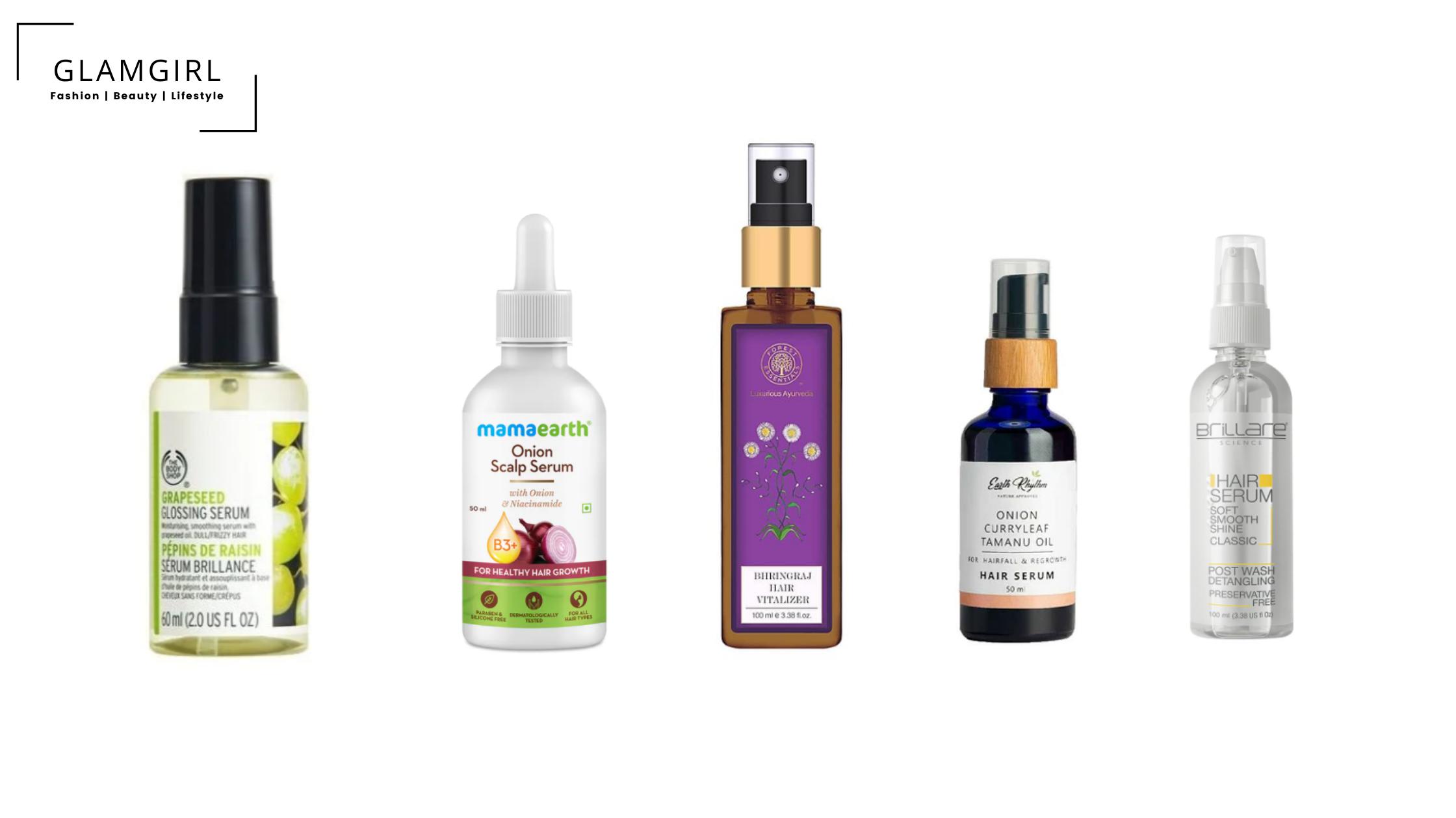 Rapid hair growth boosting serum