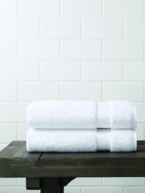 Amouve Organic Hand Towel Set