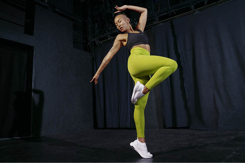 Adidas Formotion Collection Legging in Green