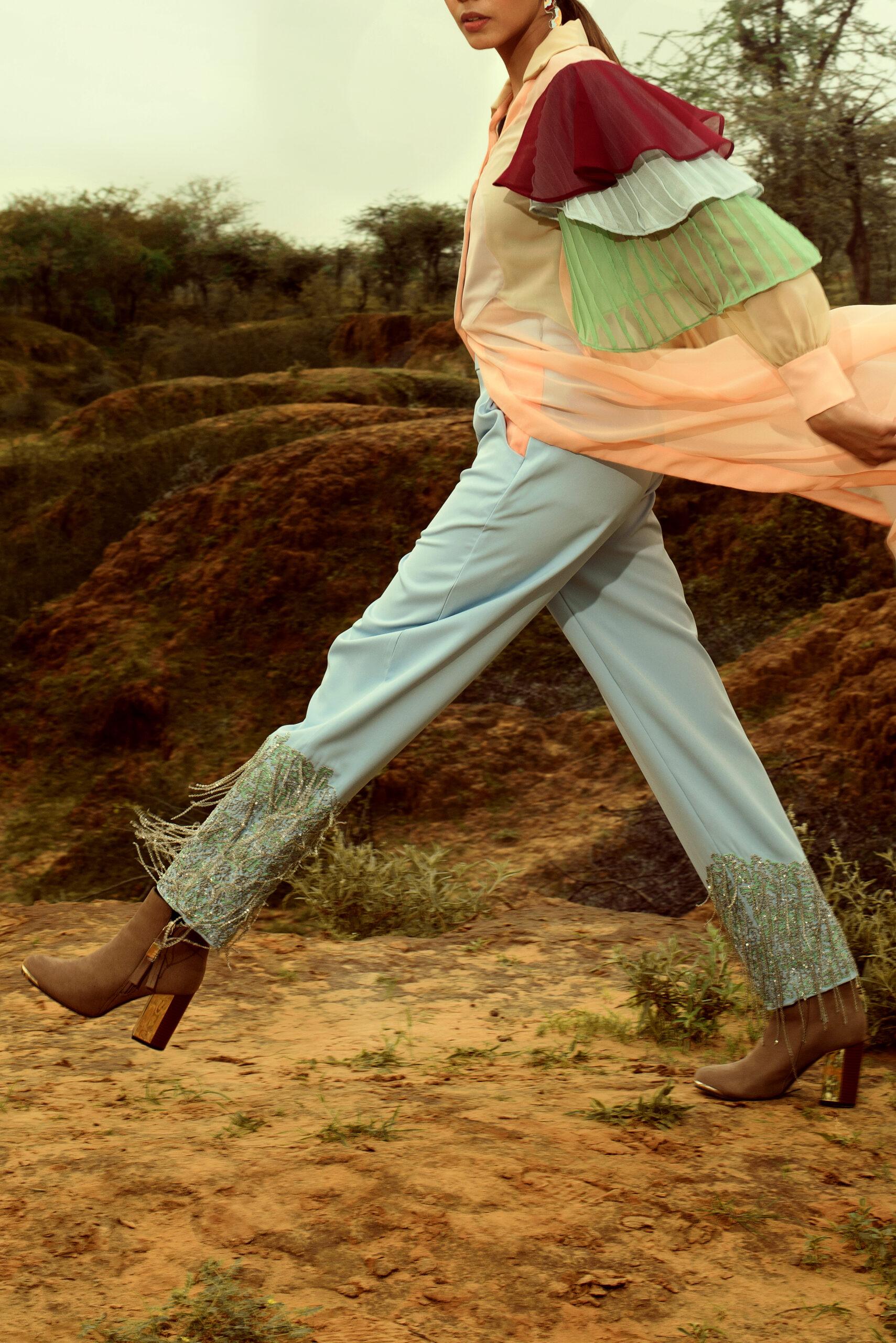 Misty Dales Shirt Dress & Trouser - SAL