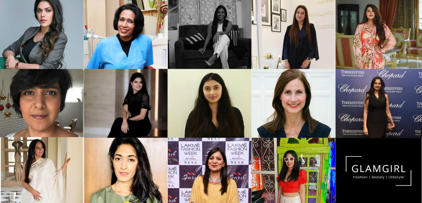 15 Influential Women Entrepreneurs Breaking the Glass Ceiling