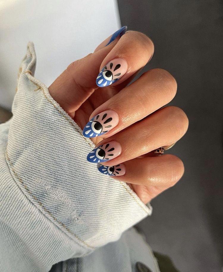 throwback nails