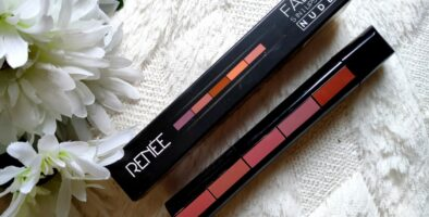 Renee Fab 5 Nude lipstick review