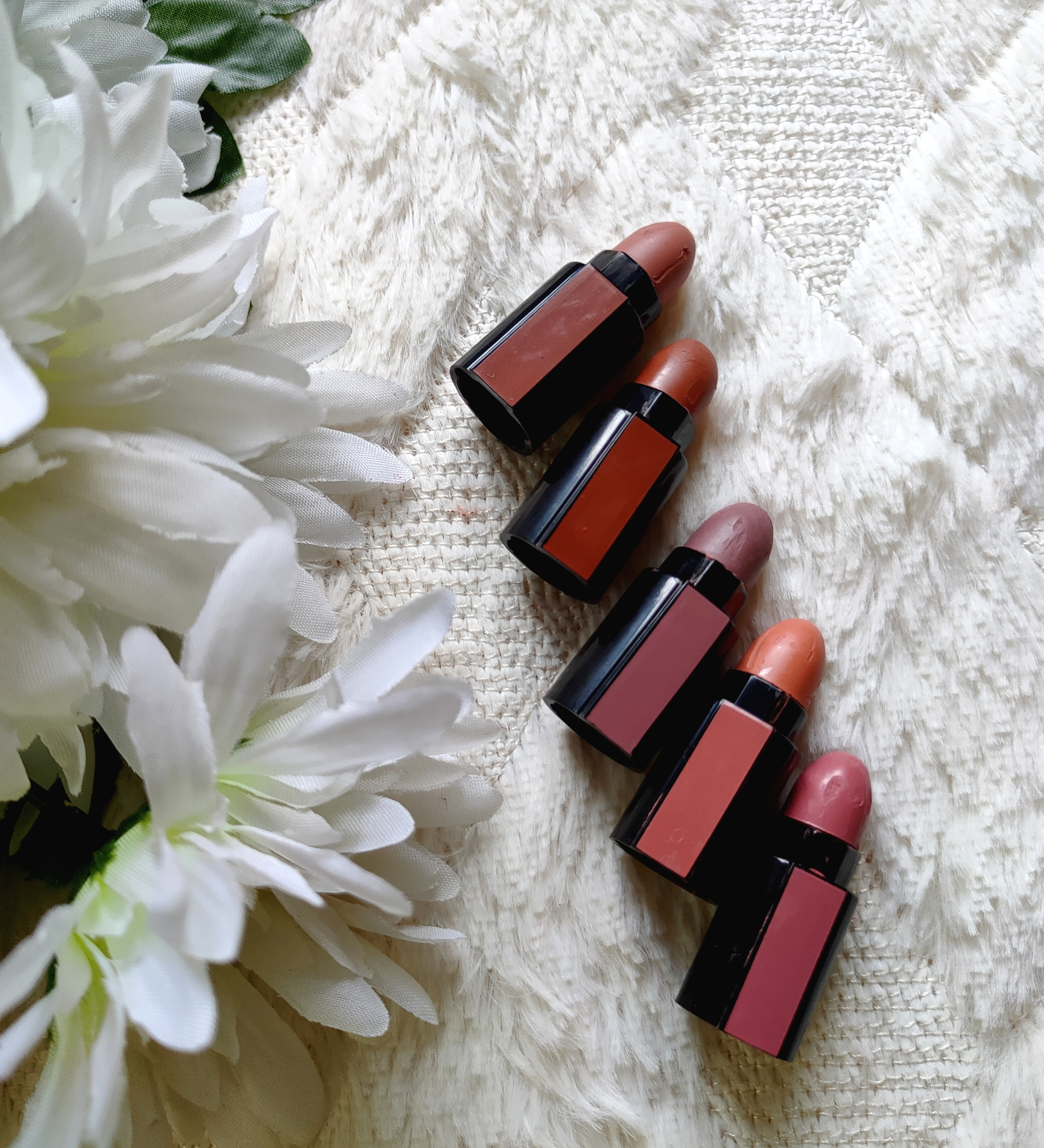 Renee Fab 5 in 1 Nude Lipstick Review