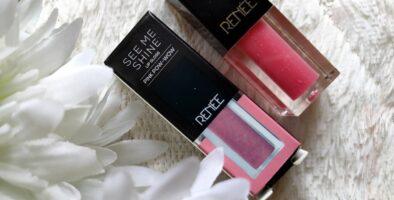 Renee shine me pink lipgloss