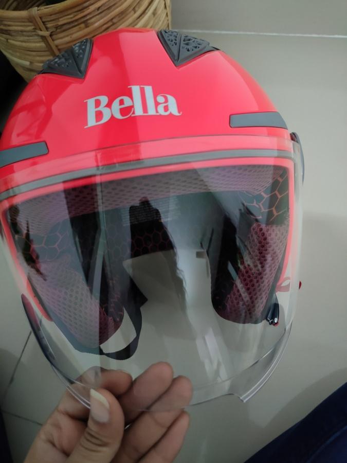 steelbird bella ladies helmets