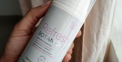 Refresh botanicals Daily Facial moisturizer review
