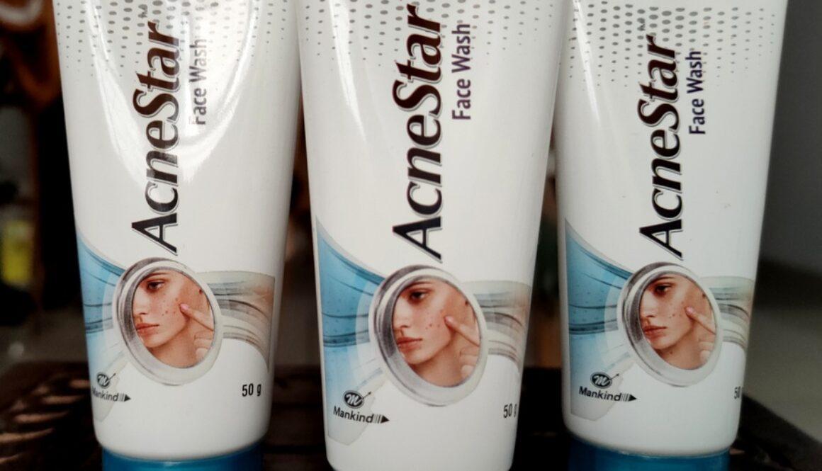 Acnestar facewash review