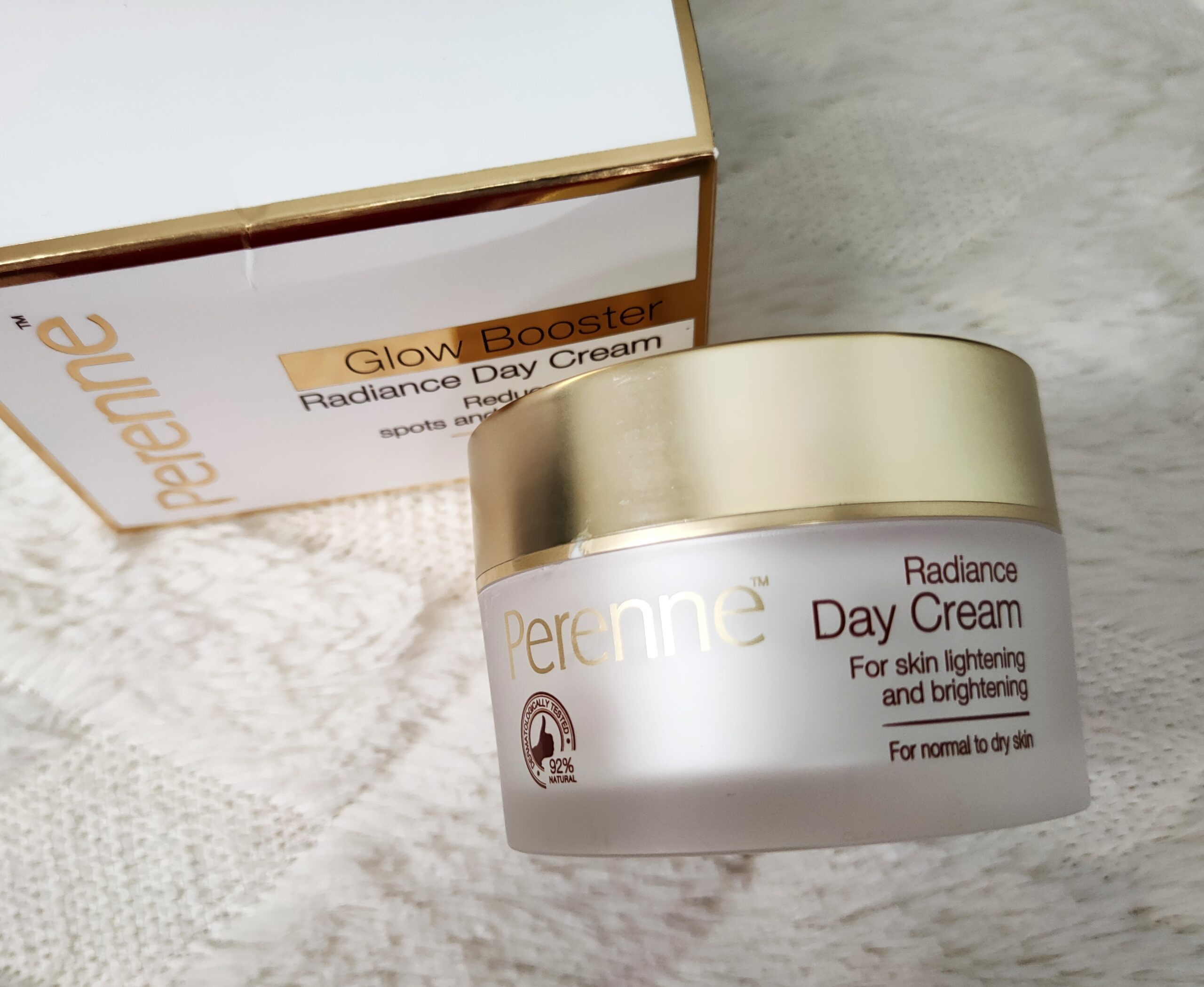 Perenne Glow Booster Radiance Day Cream Review