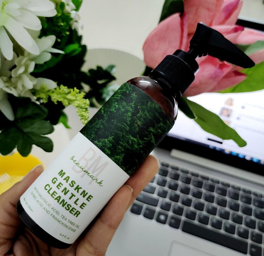 Beaumark Maskne Gentle Cleanser Review