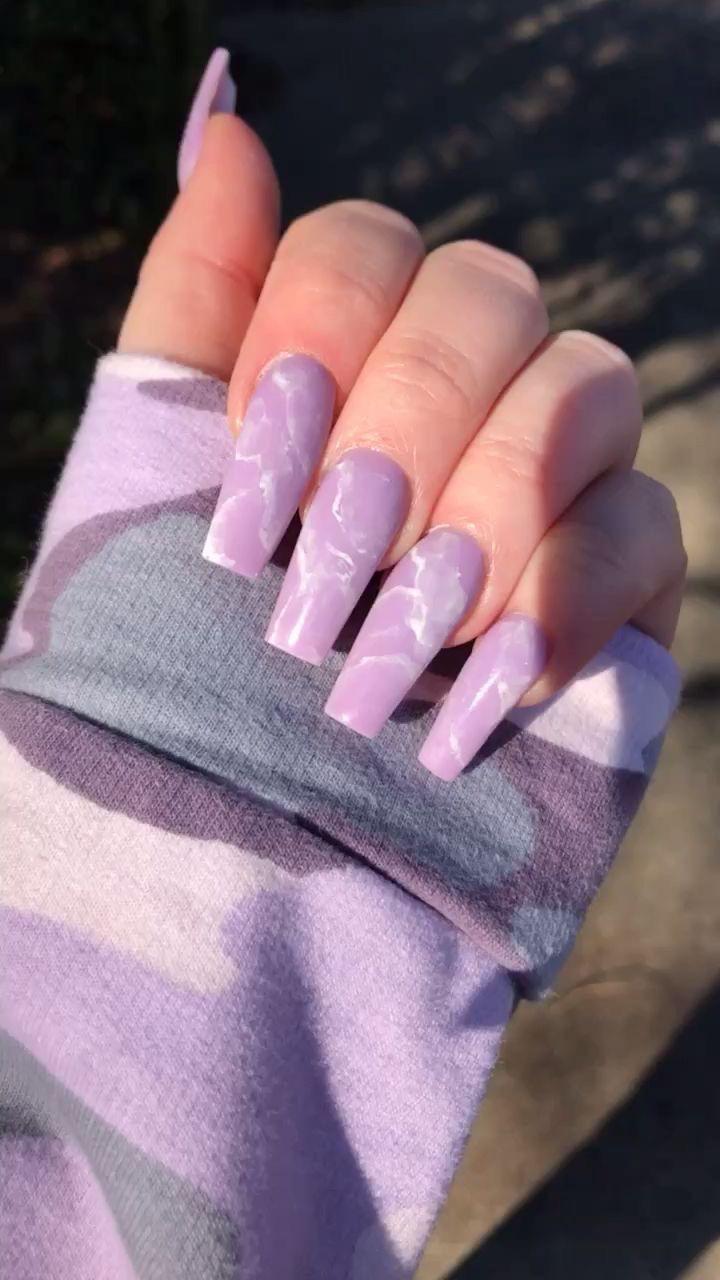 Marbal nails