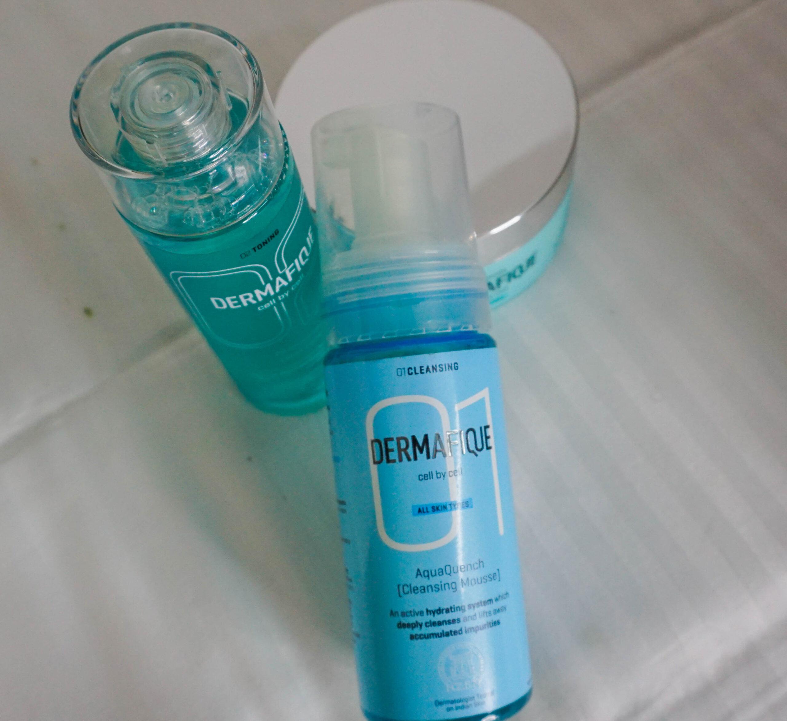 Dermafique's New Skincare Range Made Me Reconsider My Skincare Routine