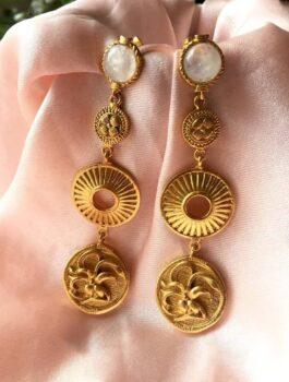 Enchanted Discs Earrings