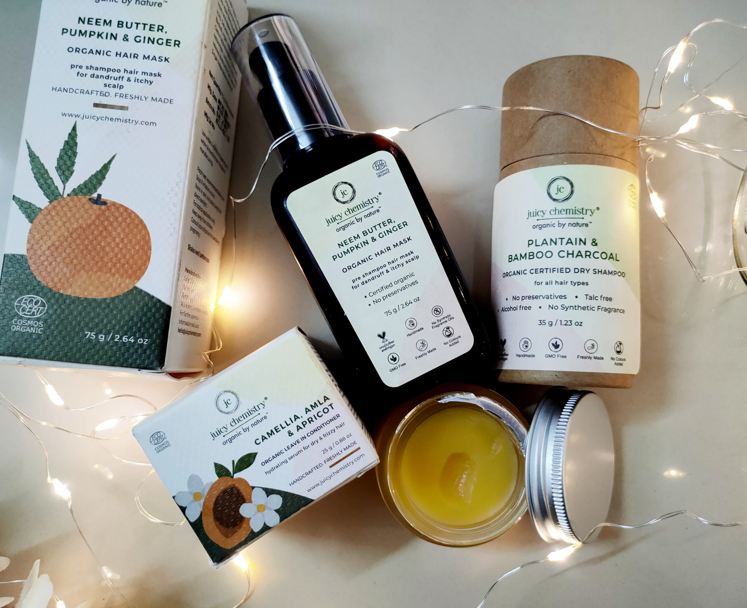 We Tried Juicy Chemistry Organic and Natural Products, and Honestly, Wow