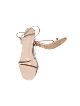 Paio Nude patent heels