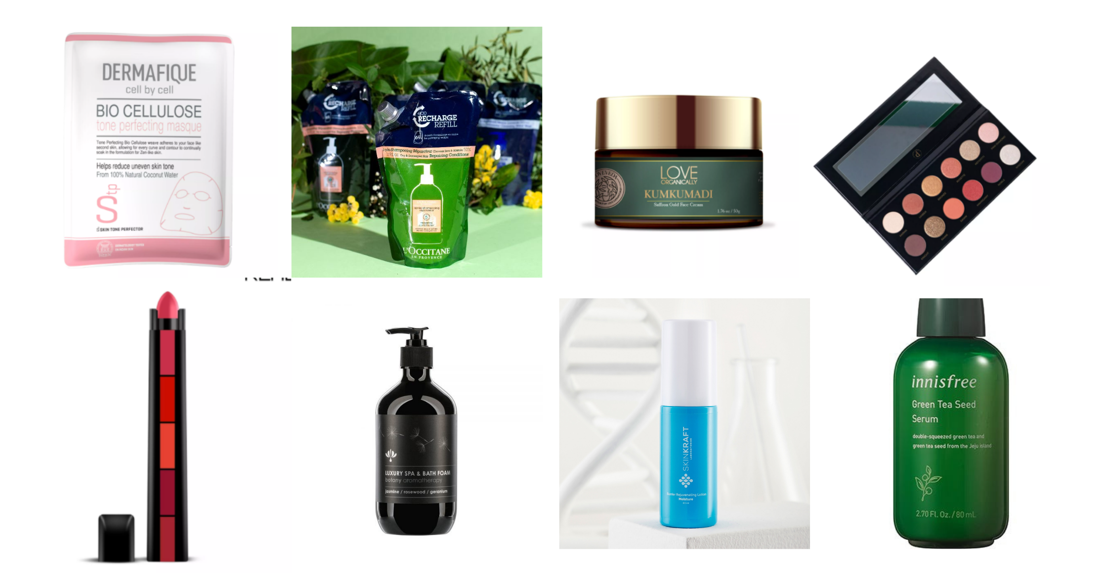 15 Sustainable Beauty Brands to Make Greener Beauty Choices