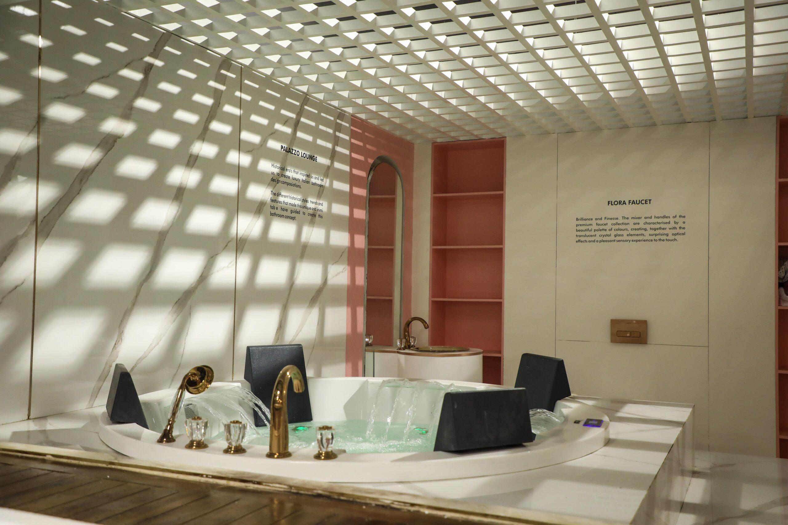 Colston Bathware Launches First Luxury Design Center in Mumbai
