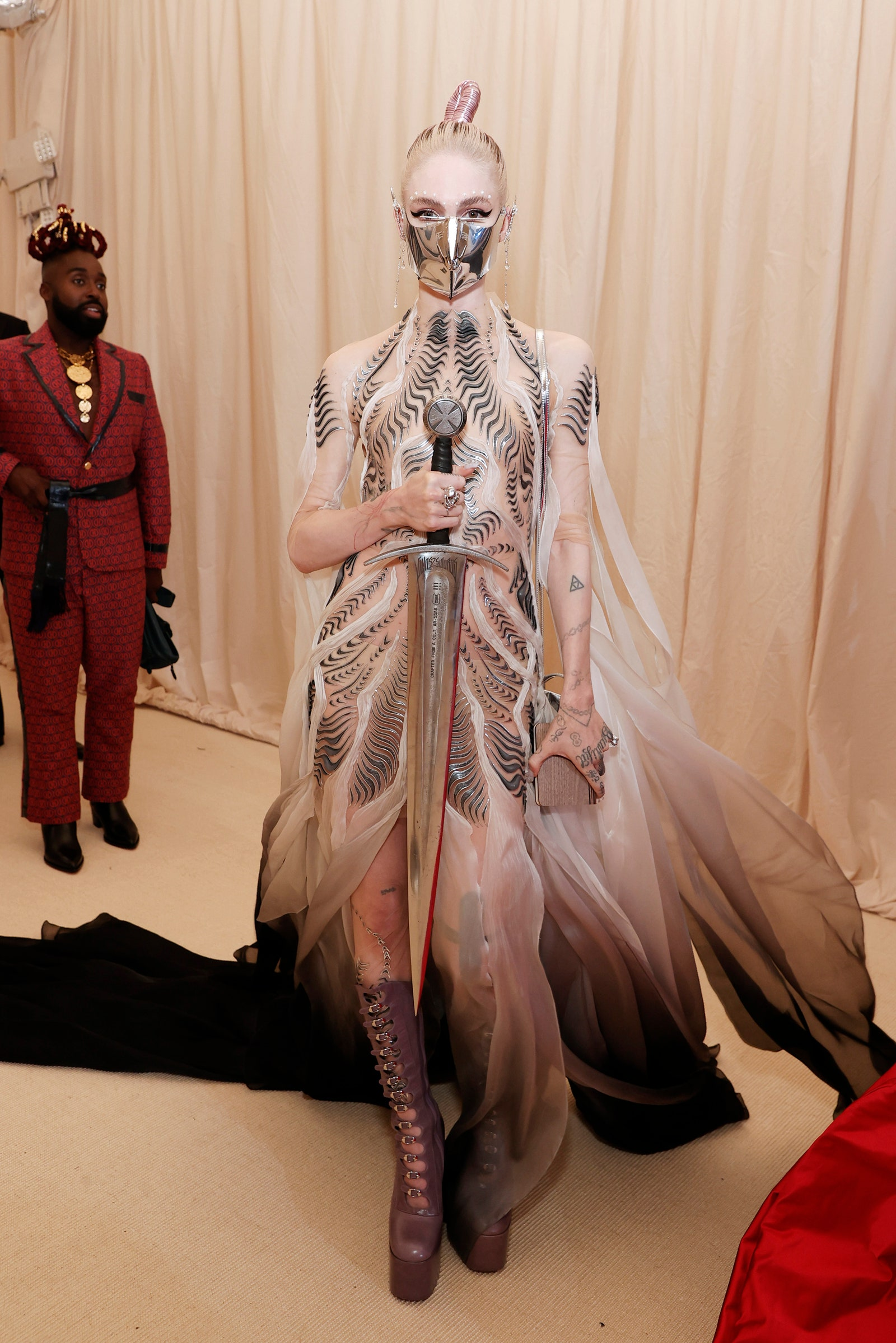 10 Looks That Ruled The Red Carpet at Met Gala 2021
