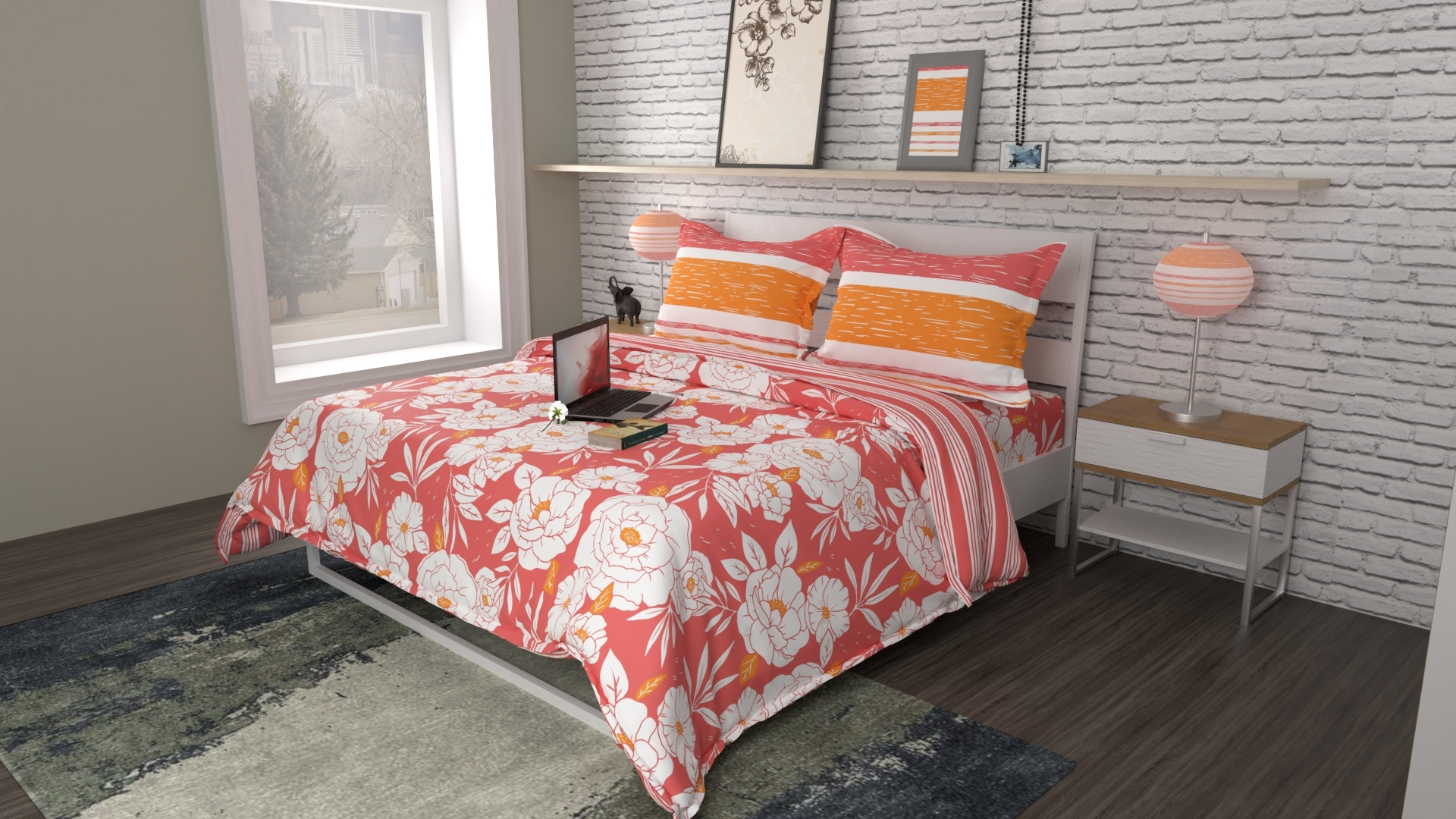 Mix and Match Your Way to Create The Perfect Bed